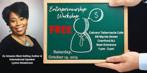 FREE Entrepreneurship Workshop