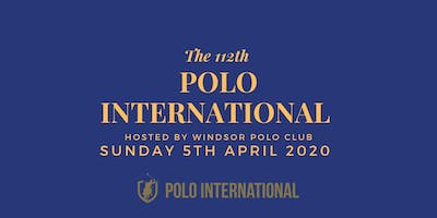 112th Polo International - Sydney