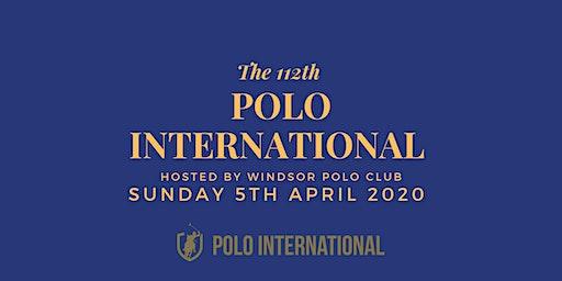 112th Polo International - Australia vs England #purepolo