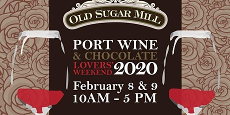 Port, Wine, and Chocolate 2020 tickets