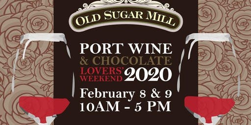 Port, Wine, and Chocolate 2020