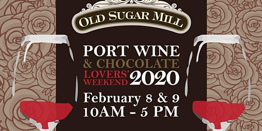 Port, Wine, and Chocolate 2020