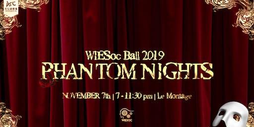 WIESoc Ball 2019