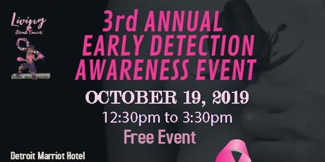 3rd Annual Breast Cancer Early Detection  Awareness Luncheon tickets