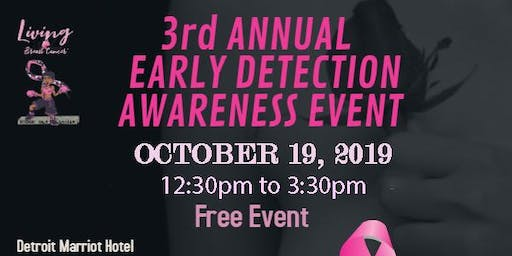 Living Brave Through Breast Cancer 3rd Early Detection Awareness Luncheon