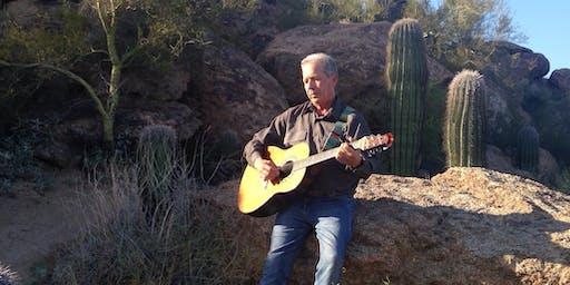 Brian Peterman acoustic at Oak Creek Brewery