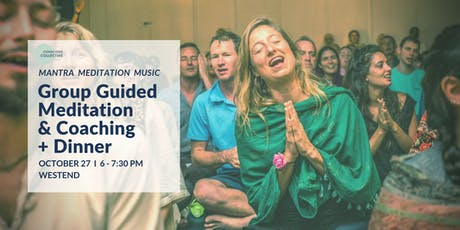 Group Guided Meditation & Coaching + Dinner West End, 27th October tickets