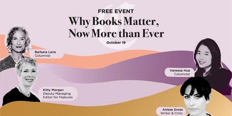 Lit Crawl 2019: Why Books Matter, Now More than Ever tickets