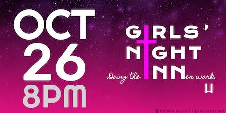 Girls Night Inn: Doing the Inner Work tickets