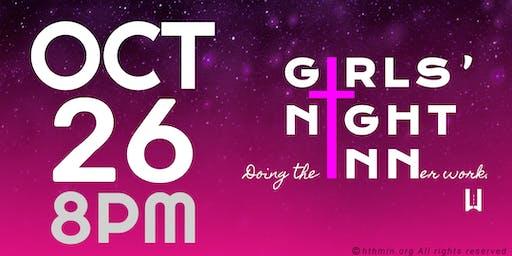 Girls Night Inn: Doing the Inner Work