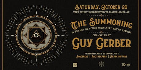 THE SUMMONING ft GUY GERBER tickets