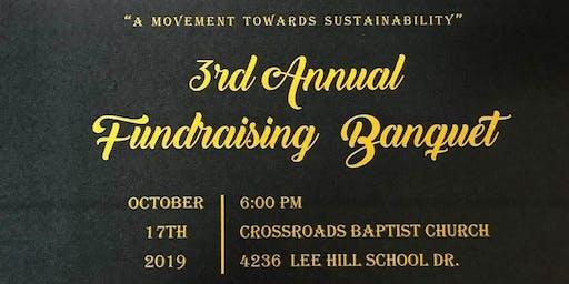 3rd Annual Banquet