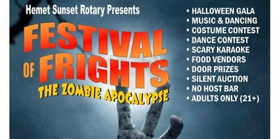 2nd Annual Festival of Frights