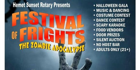 2nd Annual Festival of Frights tickets