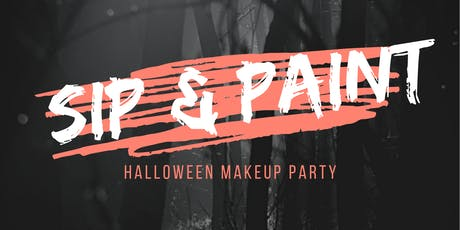 Sip and Paint Halloween Party tickets