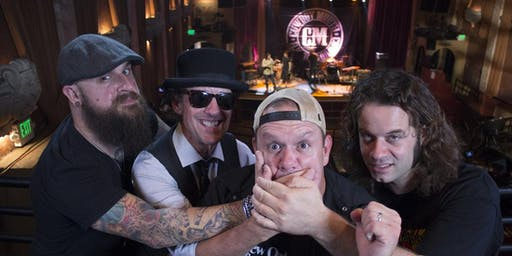Cowboy Mouth with KALO and Jeff Glatz and Flight 1790