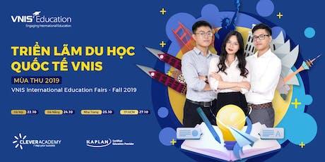 Triển lãm du học Quốc tế VNIS - Mùa thu 2019 - Hà Nội tickets