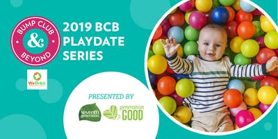 BCB Mommy & Me Playdate at Weorbit Presented by Seventh Generation! (Highland Park, IL)