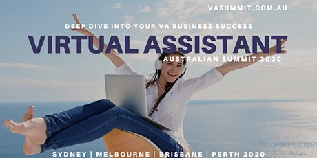 VA Summit - Brisbane 17 & 18 July  2020 tickets