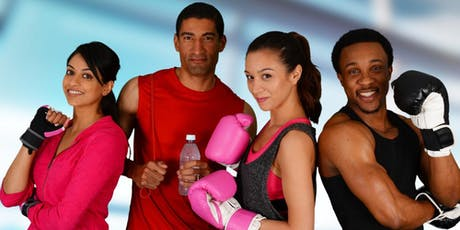Co-Ed/Mixed Boxing Session tickets