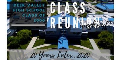 Deer Valley High School Class of 2000 (Antioch, CA) - 20th Year Class Reunion Weekend!