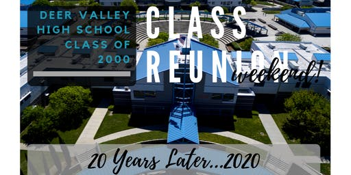 Deer Valley High School Class of 2000 (Antioch, CA) - 20th Year Class Reunion Weekend!