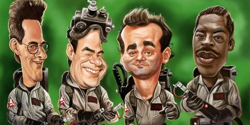 """""""Ghostbusters"""" Themed Trivia at The Friendly Toast Back Bay Boston"""