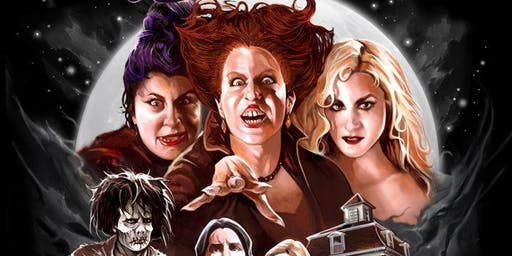 """""""Hocus Pocus"""" Themed Trivia at The Friendly Toast Back Bay Boston"""