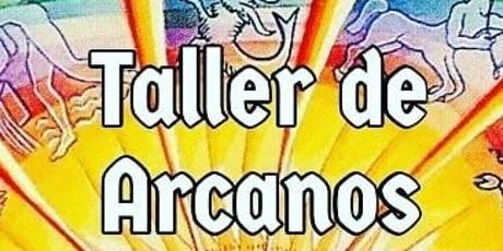 TALLER DE ARCANOS O TAROT EGIPCIO tickets