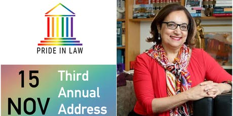 Pride in Law - Third Annual Address tickets