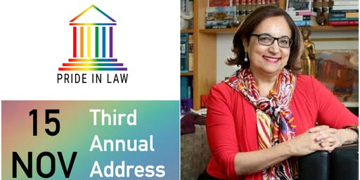 Pride in Law - Third Annual Address