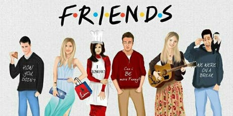 """Friends""giving Trivia at The Friendly Toast Back Bay, Boston tickets"