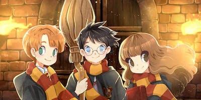 """""""Harry Potter"""" Holiday Themed Trivia at The Friendly Toast Back Bay, Boston"""