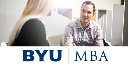 BYU MBA - Online Information Sessions