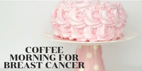 Coffee & Cake for Breast Cancer tickets