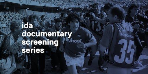 IDA Documentary Screening Series: Diego Maradona