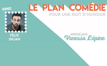 Le Plan Comédie - Octobre - Lausanne tickets
