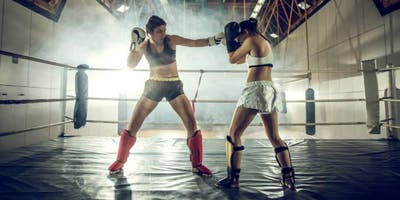 Women's Boxing Session