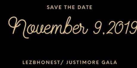 LezBHonest / Just1more Black Tie / Gala tickets