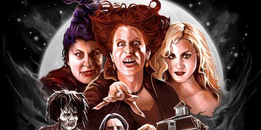 """""""Hocus Pocus"""" Themed Trivia at Red Heat Tavern in Westborough, MA"""