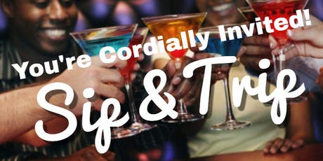Overton Travel Sip and Trip - Explore the 2020 Trips tickets