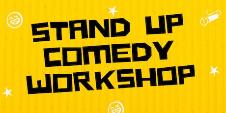 Stand Up Comedy Workshop tickets