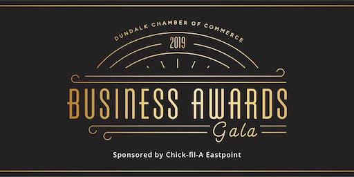 2019 Business Awards Gala