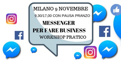 MESSENGER MARKETING  PER FARE BUSINESS