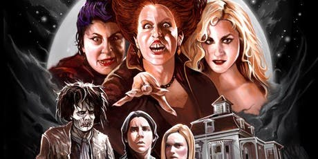 """""""Hocus Pocus"""" Themed Trivia at Red Heat Tavern in South Windsor, CT tickets"""