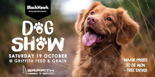 Blackhawk Dog Show