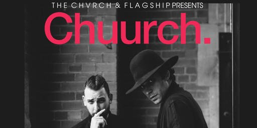 CHUURCH - Fri Nov 1 [Day of the Dead Party]