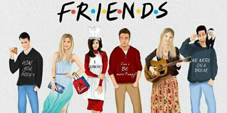 """""""Friends""""giving Themed Trivia at Red Heat Tavern in Westborough, MA tickets"""
