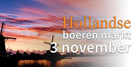 Hollandse Boeren Markt tickets