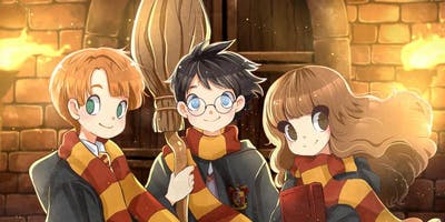 Harry Potter Holiday Themed Trivia at Red Heat Tavern in South Windsor, CT